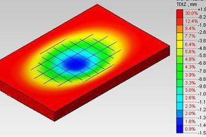 Phân tích ứng xử của bản mặt cầu dầm I bê tông cốt thép dưới tác dụng của xe quá tải