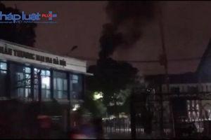 Giám đốc nhà máy bia Hà Nội thừa nhận nhà máy xả khói đen ra môi trường