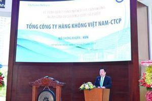 Hơn 1,4 tỷ cổ phiếu của Vietnam Airlines chính thức giao dịch trên sàn HOSE