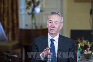 Phó Thủ tướng Trung Quốc sắp đến Mỹ đàm phán thương mại song phương