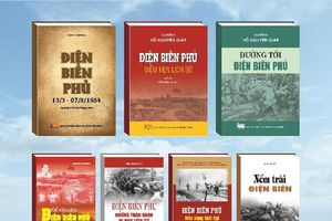 Ra mắt bộ sách kỷ niệm 65 năm chiến thắng Điện Biên Phủ
