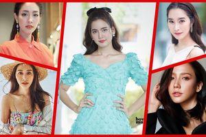 Top 5 nữ diễn viên Thái Lan hot nhất channel 7 sẽ khuấy động màn ảnh 2019: Dẫn đầu vẫn là nữ hoàng Aum Patchrapa