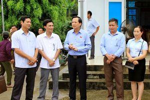 Bộ trưởng Đào Ngọc Dung: Không để người dân tái nghèo