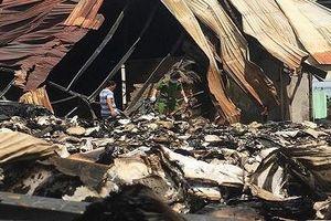 Sở GTVT TPHCM thông tin vụ cháy kho tài liệu của Trung tâm Quản lý Giao thông