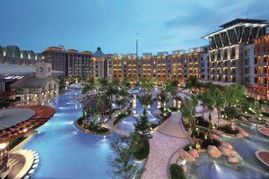 Singapore thu gần 1 tỷ USD phí vào cửa casino