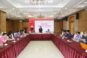 Đại hội Hội Nhà Báo tỉnh Quảng Ninh dự kiến tổ chức trong tháng 6/2019