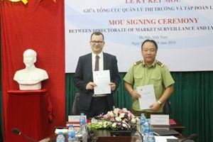Hợp tác quốc tế để bài trừ nạn hàng giả, hàng nhái tại Việt Nam
