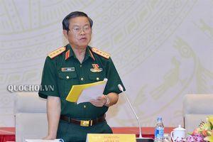Ủy ban Quốc phòng – An ninh thẩm tra dự án Luật Lực lượng dự bị động viên
