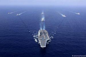 Trung Quốc đòi đuổi tàu chiến Mỹ khỏi Biển Đông