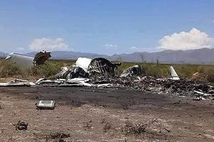 Gia đình doanh nhân chết thảm trong vụ máy bay rơi ở Mexico