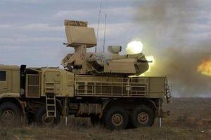 Phòng không Nga bắn hạ 36 rocket nhắm vào sân bay Hmeymim