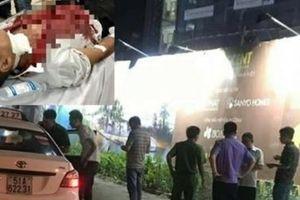 Nghi án tài xế taxi bị cướp sát hại trên đại lộ