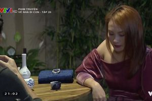 VTV hoãn phát sóng phim 'Về nhà đi con'
