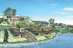 Tập đoàn Trường Tiền quy hoạch và đầu tư đảo Kẻ Xiết (Sơn Tây, Hà Nội)