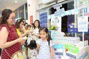 Thêm lựa chọn sức khỏe cho người tiêu dùng với sữa nước ít đường
