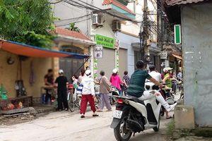 Công quan quận Hoàng Mai bắt giữ nghi phạm sát hại bố đẻ