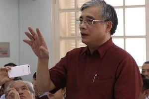 PGS.TS Trần Đình Thiên: 'Đà Nẵng đưa dự án ra thông tin công khai minh bạch là cách để đối diện với thách thức về uy tín'