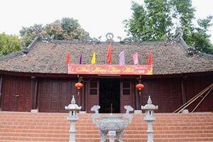 Bộ VHTTDL cho ý kiến thẩm định Báo cáo kinh tế - kỹ thuật tôn tạo Tam quan chùa Đọ Xá