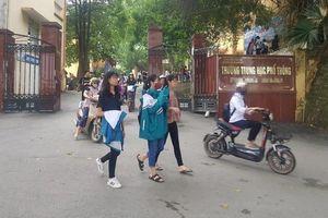 Công an thông tin chính thức vụ nam sinh lớp 10 nghi làm 4 bạn gái mang thai ở Phú Thọ