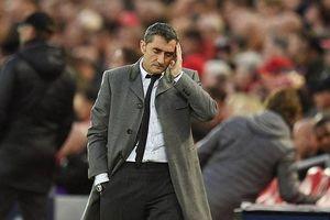 HLV Valverde: 'Liverpool đã cuốn phăng chúng tôi đi'