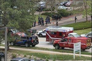 Lại xảy ra xả súng tại trường học Mỹ