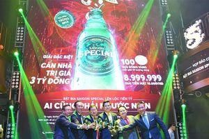 'Bật bia Saigon Special, lên lộc tiền tỷ' của SABECO