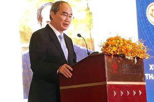 Bí thư Thành ủy Nguyễn Thiện Nhân: TP Hồ Chí Minh cam kết đồng hành, hỗ trợ kịp thời cho nhà đầu tư