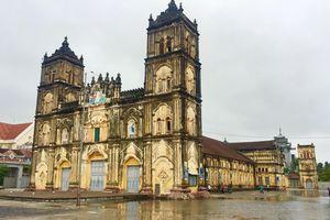 Hội Kiến trúc sư Việt Nam đề nghị giải pháp can thiệp công trình nhà thờ Bùi Chu