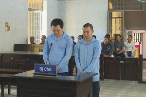 2 gã trai lĩnh án 12 năm tù vì buôn người sang Trung Quốc