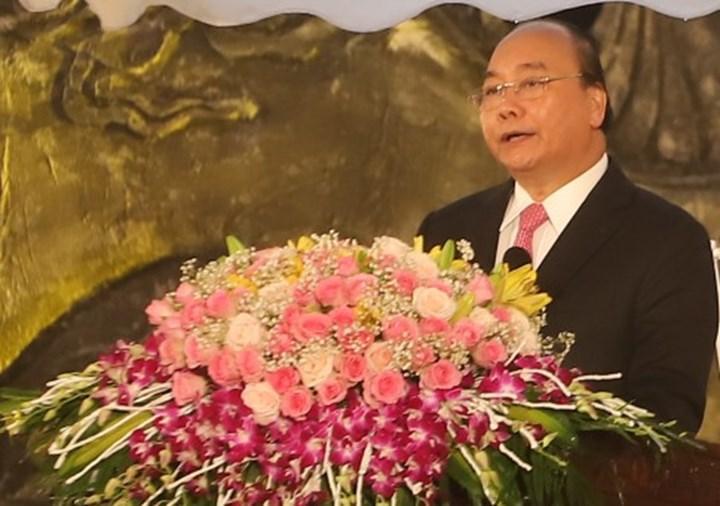 Thủ tướng Chính phủ Nguyễn Xuân Phúc dự Lễ kỷ niệm 990 năm Thanh Hóa