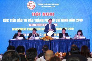 TPHCM mời gọi 210 dự án với tổng mức đầu tư hơn 1,18 triệu tỷ đồng