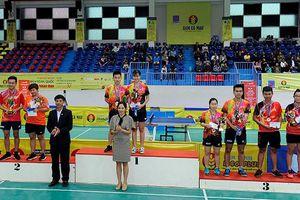 Nét mới của Giải vô địch bóng bàn toàn quốc Báo Nhân Dân lần thứ 37