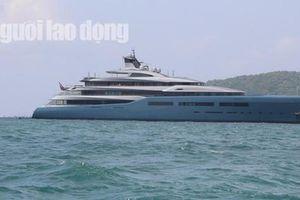 Siêu du thuyền triệu đô của ông chủ Tottenham đang có mặt ở 'đảo ngọc' Phú Quốc