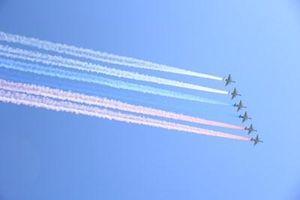 Không quân Nga diễn tập chuẩn bị cho Lễ duyệt binh Ngày chiến thắng Phát xít 2019