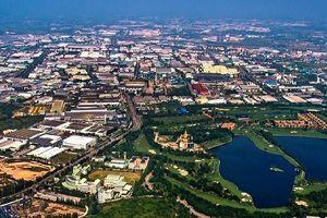 Thái Lan, Trung Quốc, Nhật Bản tham gia phát triển thành phố thông minh