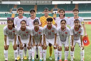 Đội tuyển U19 nữ Việt Nam thắng Nam Phi 3-0