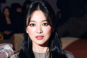 Song Hye Kyo trả lời phỏng vấn nhưng quyết không nói đến chồng