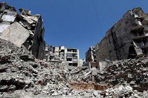 Cuộc sống hồi sinh giữa đống đổ nát tại chiến trường Aleppo