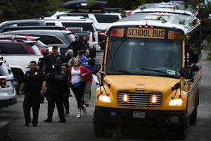 Xả súng tại trường học Mỹ, ít nhất 8 học sinh thương vong