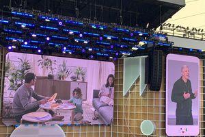 Google giới thiệu Nest Hub Max biến ngôi nhà thành tổ ấm tiện ích
