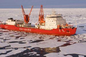 Mỹ so sánh nguy cơ ở Bắc cực với Biển Đông