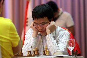 Lê Quang Liêm thua choáng váng tại Trung Quốc