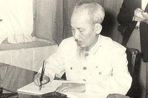 Di chúc của Chủ tịch Hồ Chí Minh: Kết tinh tư tưởng và tâm hồn cao đẹp của một vĩ nhân