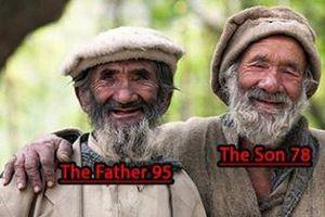 Bí mật về bộ tộc sống thọ, trên 90 tuổi vẫn sinh con