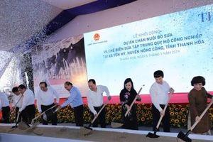 Thủ tướng Nguyễn Xuân Phúc thăm và làm việc tại tỉnh Thanh Hóa