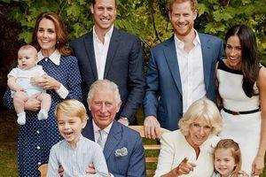 Vợ chồng Công tước xứ Sussex không muốn con trở thành Hoàng tử?