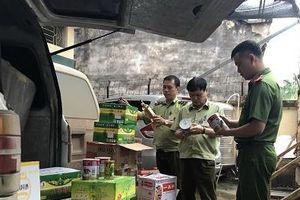 Nhập lậu xì dầu, phụ gia thực phẩm Trung Quốc về Việt Nam tiêu thụ