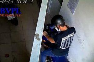 Cô gái cùng người tình gây ra hàng loạt vụ trộm cắp