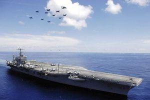 Mỹ nêu lý do điều tàu sân bay đến Trung Đông