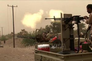Giao tranh mới giữa quân đội chính phủ Yemen và các tay súng Houthi